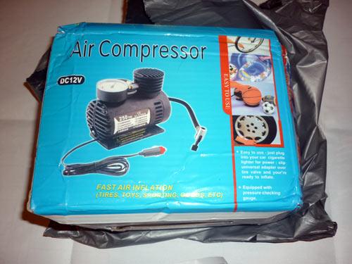 Коробка компрессора