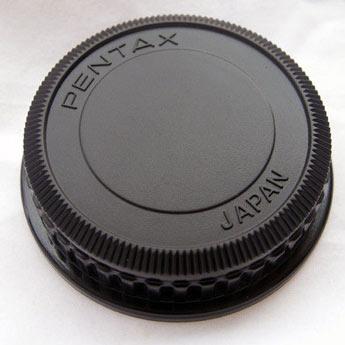 Задняя крышка для объективов Pentax