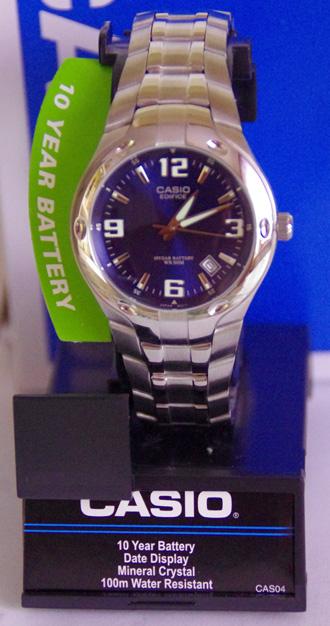 Часы Casio Edifice-EF-106D-2AV