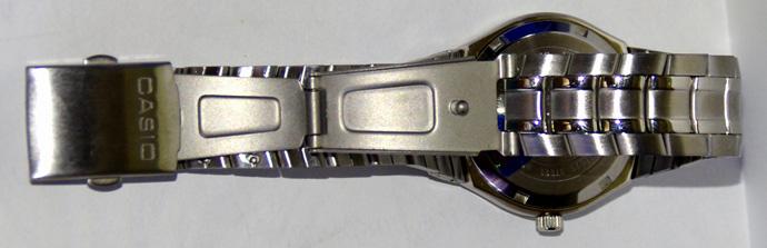 Браслет задняя часть Casio-edifice-EF-106D