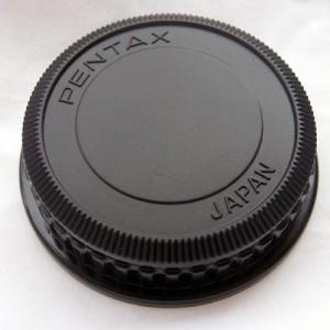 Крышка для объективов с байонетом Pentax K