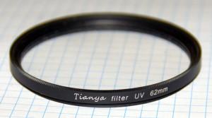UV-фильтр фирмы Tianya