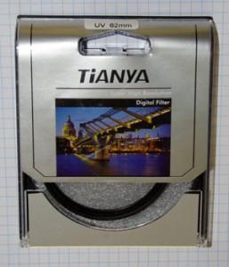 Коробка от UV-фильтра